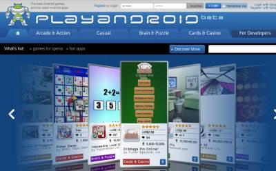 playandroid site com aplicativos para android