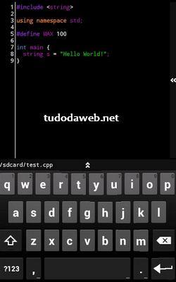 Editores html para Android