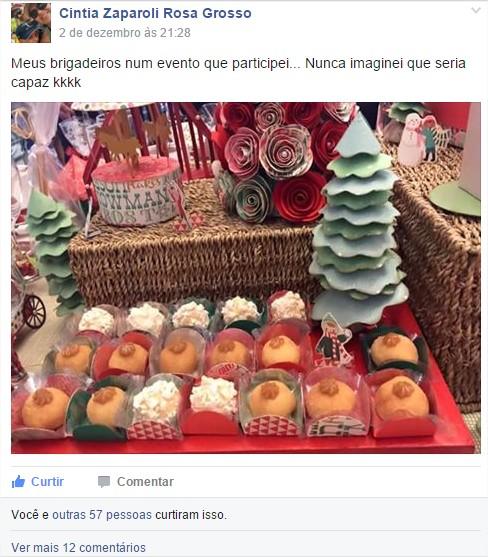brigadeiro gourmet alunas