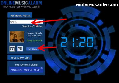 Alarme Online Musical