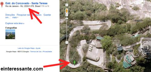 Como Descobrir CEP pelo Google Maps 2
