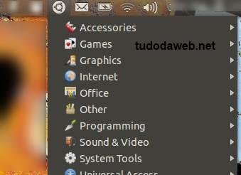 ClassicMenu Indicator Menu Clássico Ubuntu